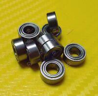 MR105-ZZ 10 Pack Ball Bearing 5 x 10 x 4 mm