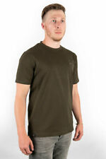 New Fox Khaki T Shirt Camo Green - All Sizes - Carp Fishing Clothing