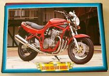 SUZUKI GSF600 BANDIT GSF 600 VINTAGE CLASSIC MOTORCYCLE BIKE 1990'S PICTURE 1999