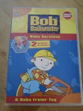 Bob der Baumeister ~ DVD ~ Bobs Versteck / Bobs freier Tag