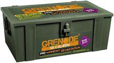 GRENADE .50 CALIBRE 580g gusto Berry Blast