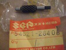 SUZUKI TS185/TS125/RS250/175/RL250/DR500 SPEEDOMETER PINION NOS!