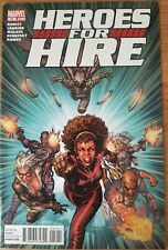 Heroes for Hire #12 Moon Knight Marvel Comics