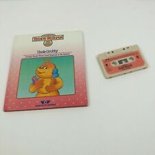 World of Teddy Ruxpin tape & book Uncle Grubby Worlds of Wonder 1985