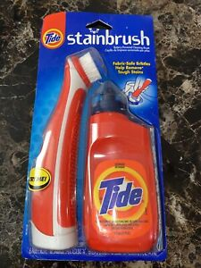 Tide Stainbrush Battery-Powered Cleaning Brush 5 oz Tide. Read description.