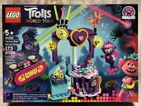 NEW Lego Trolls World Tour 41250 Techno Reef Dance Party 173pc Building Toy Set