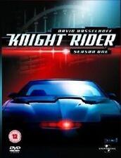 Knight Rider : Season 1 (DVD, 2004, 8-Disc Set) David Hasselhoff, Edward Mulhare