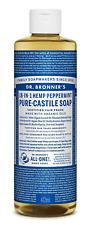 Dr. Bronner's, Liquid Soap, Peppermint Hemp, 16 oz