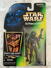 Kenner Star Wars Power Of The Force Death Star Gunner with Imperial Blaster