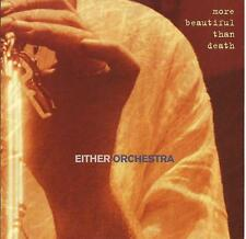 Either Orchestra - More Beautiful Than Death ( CD 2000 ) NEW