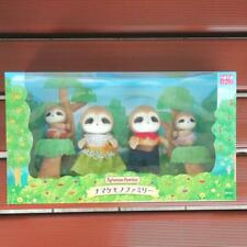 Sylvanian Families SLOTH FAMILY 2020 Calico Critters Epoch Japan F/S