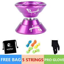 Professional Magic YOYO Ball N5 Desprado Aluminum Alloy Kids Toys Gift Purple ST