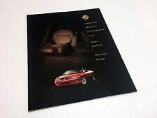 1997 Chrysler Sebring Convertible Brochure