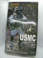 "Figurine 1/6 Elite Force USMC Sergent ""John Salias"" modern combat"