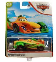 NEW ! DISNEY PIXAR CARS Character Rip CLUTCHGONESKI WGP Series Diecast Toy 1:64