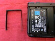 Nintendo batería original/batería ctr-003 con adaptador para New 3ds ktr-003