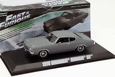 1970 CHEVROLET CHEVELLE SS Primer Grey  Fast & Furious  2009 - 1/43 - GREENLIGHT