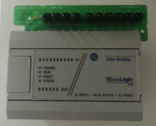 1761-L16BBB Allen Bradley Micrologix 1000 Plc 1761L16BBB