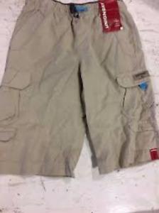 Unionbay Boys Lightweight Pull on Cargo Shorts