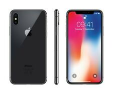 Apple iPhone X 64GB Factory Unlocked - Space Gray Smartphone A1865 64 10 Mobile