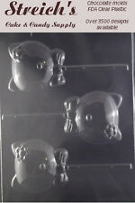HELLO KITTY Chocolate Candy Molds