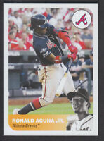 Topps On Demand Reflections 2019 - # 3 Ronald Acuna Jr - Atlanta Braves