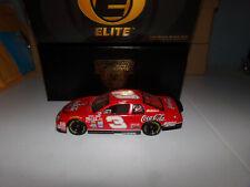 1/24 DALE EARNHARDT SR #3 COCA-COLA  ELITE 1998 ACTION NASCAR DIECAST