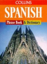 Collins Spanish Phrase Book and Dictionary-Various
