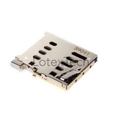 GENUINE Sim Card Reader Holder Pins Tray Slot Part For Oneplus One 1+ A0001
