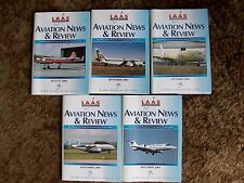 LAAS Aviation News & Review AUG-DEC 2004 5 MAGAZINES **GC**