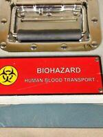 ATW International | Red Shield Express | Human Blood Transport Case #240