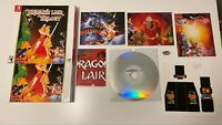 Dragon's Lair Trilogy Switch Limited Run Games Classic Edition LRG Nintendo