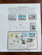 More details for signed  sir winston scott governor general of barbados first day cover 1967.