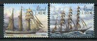 Aland 2019 MNH Sailing Ships Vineta Parma 2v Set Boats Nautical Stamps