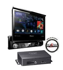 "Pioneer AVH-X7700BT 7"" Single DIN DVD Receiver with AVIC-U260 GPS Navigation Pkg"