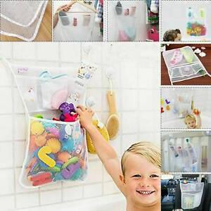 Baby Bade Badewanne Spielzeug Netz Aufbewahrungstasche Suctioncup Dusche Bad Kba
