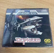 SEALED - Sega Mega CD - SILPHEED - PAL