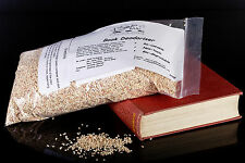 BOOK DEODORISER for smoky and musty books and paper
