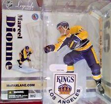 2005-06 MCFARLANE HOCKEY NHL LEGENDS SERIES 3 #120 MARCEL DIONNE YELLOW