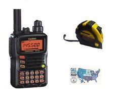 Yaeus VX-6R VHF/UHF  5W Handheld Radio with FREE Radiowavz Antenna Tape!