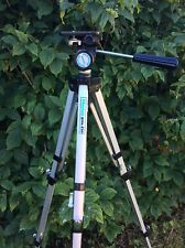 Vintage Photax Ptx- 250 tripod To Fit Camera, Video Camera, Telescope