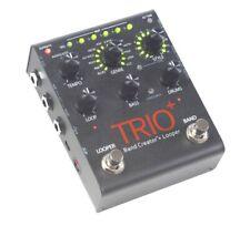 More details for digitech trio plus advanced band creator & looper pedal