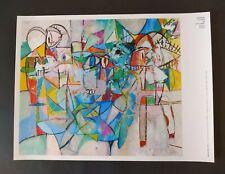 George Condo 2018 Cycladic Exhibition poster #2