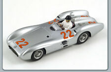 Mercedes H.Hermann French Gp 1954 1:43 Spark Sp1037 Modellino