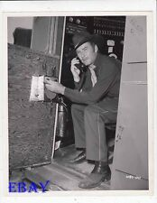 Errol Flynn candid 1940's VINTAGE Photo