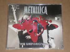 METALLICA - THE UFORGIVEN II - CD SINGLE PART 2 OF A 3 CD SET