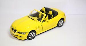 Burago 1:24 BMW Z3 M Roadster 1996 - Near Mint Model M Power