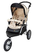Brand New Aussie Baby 3 Wheel  Pram Aluminium Buggy Stroller Jogger