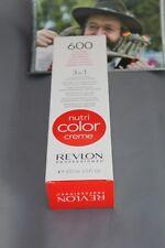 (9,40€/100ml) Nutri Color creme 600 feuerrot Revlon 100 ml