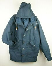 Burton Durable Goods Jacket Coat Blue Quilted lining XXLarge Snowboarding XXL